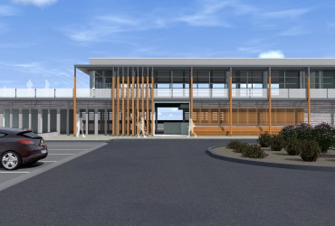 In ontwikkeling: Transferium te Ridderkerk