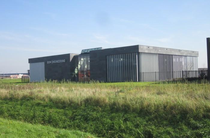 Nieuwbouw kantoorpand | Borchwerf, Oud Gastel