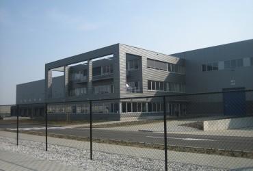 Logistiek centrum te Helmond