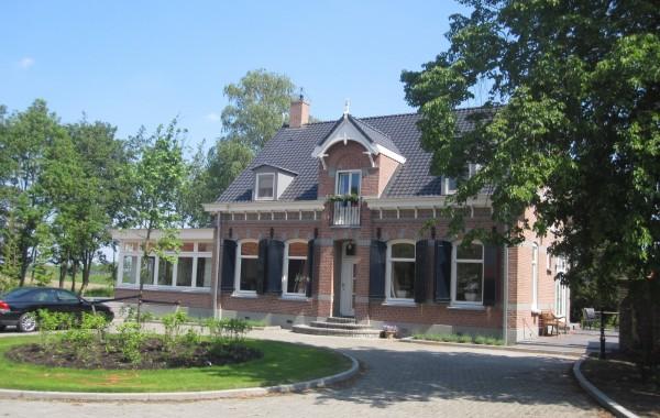 Renovatie boerderijwoning Fijnaart