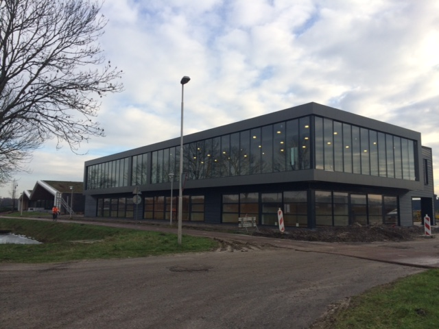 Nieuwbouw zorgcentrum te Rucphen
